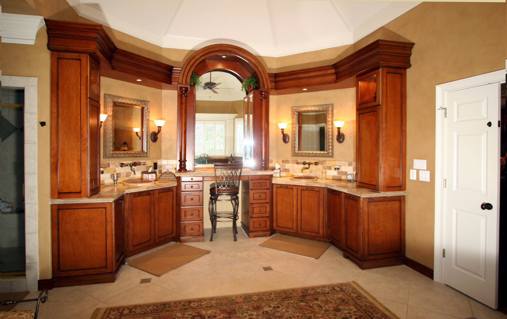 http://creativecabinetryinc.com/wp-content/uploads/2017/02/j-bathroom-master-cherry-wood-double-sink-cabinets-and-makeup-vanity-e1548362592179.jpg